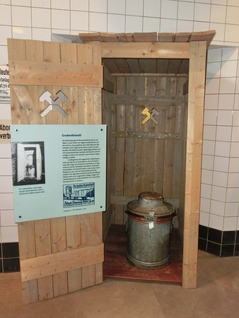 Lwl Industrial Museum Zollern: Gruben Klo