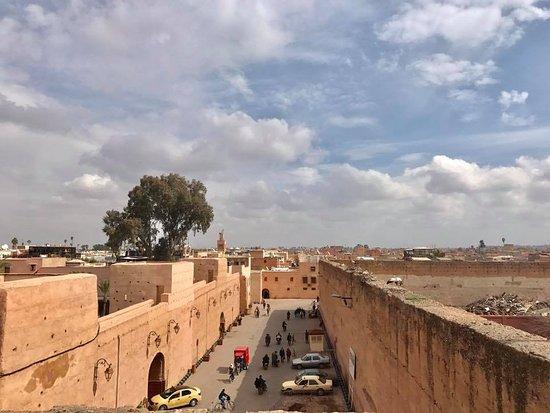 El Badi Palace: Badi Palace was built at the end of the 16th century by Sultan Ahmed