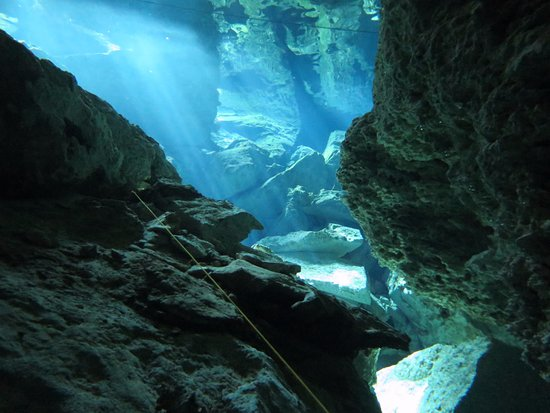 DiveMex : Cenote Chikin Ha