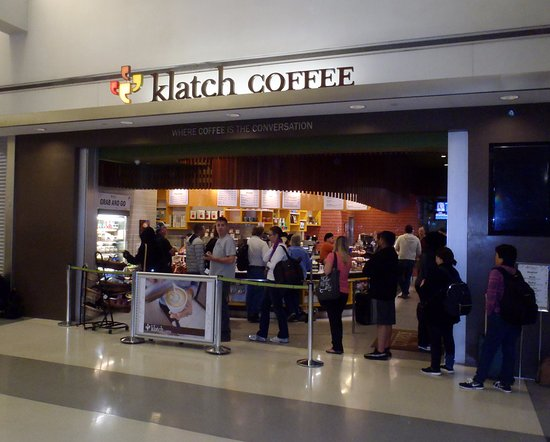 Photo of Cafe Klatch Coffee at 1 World Way, Los Angeles, CA 90045, United States