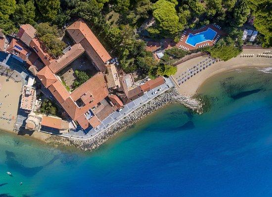 Palazzo Belmonte: Vista Aerea