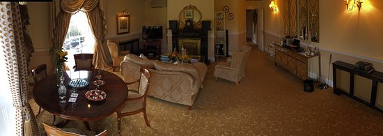 Hayfield Manor Hotel: The Master Suite