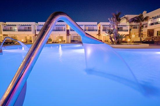 Hotel Club Siroco Adults Only: Zona Serenity -Piscina climatizada - heated pool -Hotel Club Siroco & Serenity - Solo Adultos