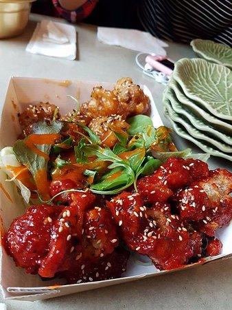 Kyoto Sushi & Bab: chicken