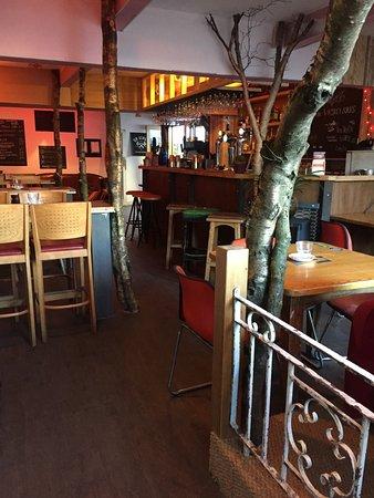 Hagglers Corner: Hagglers Bar