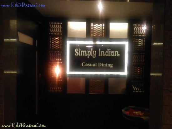Simply Indian: Rohit Dassani