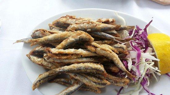 Parko Restaurant: Fresh Fish