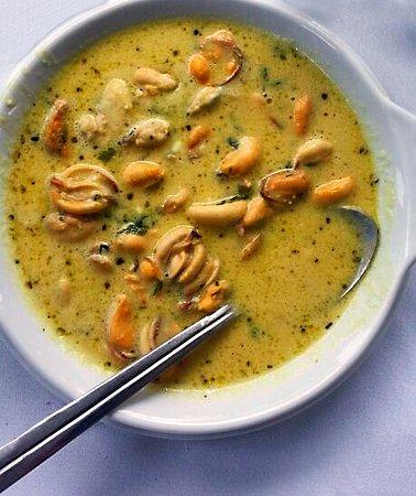 Parko Restaurant: Mustard muscels