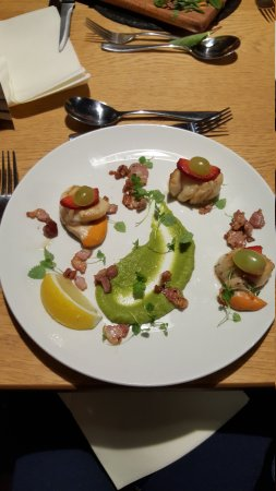 The French Lieutenant's Bistro: Lovely food, we had a great evening