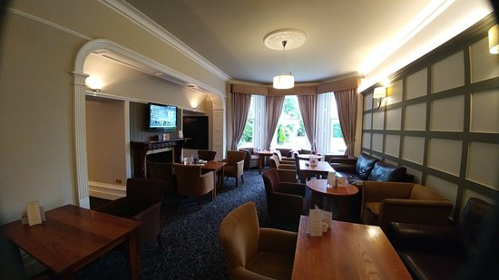 Best Western Burn Hall Hotel: Main Bar