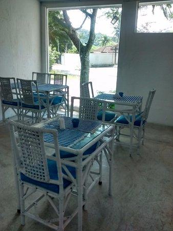 Parakalo - Restaurante Mediterraneo: interior