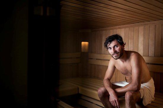Hotel Regitnig: Sauna