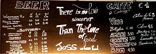 JOSS Urban Food