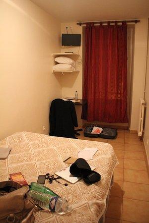 Hotel du Centre: camera