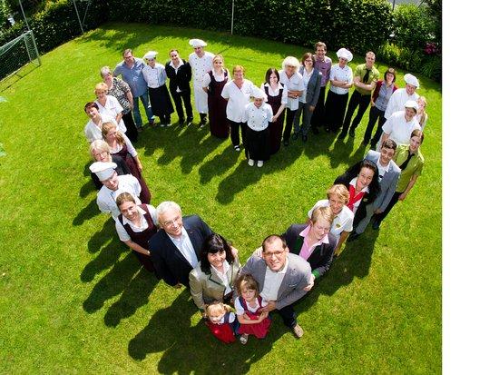 Romantik Hotel Hirschen: Das Team mit Herz