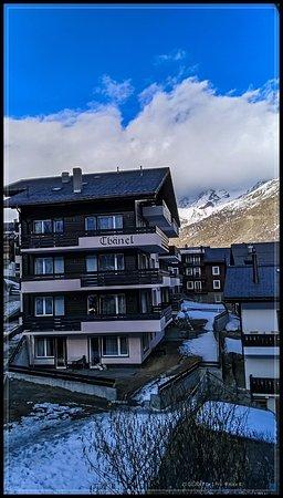 Saas Fee Ski Resort