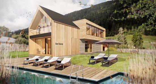 Hotel Regitnig: See-Spa mit Sauna und Ruheräumen direkt am Weissensee