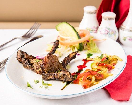 Taste of Raj: Grilled lamb chop