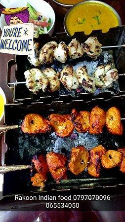 RAKOON INDIAN FOOD: Tndoriii<3
