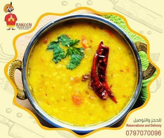 RAKOON INDIAN FOOD: Dall Fry