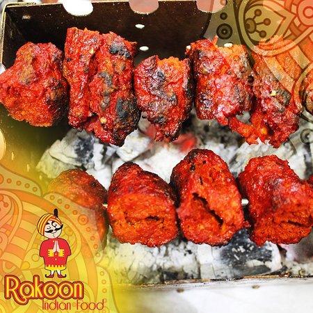 RAKOON INDIAN FOOD: Sheek Kabbab