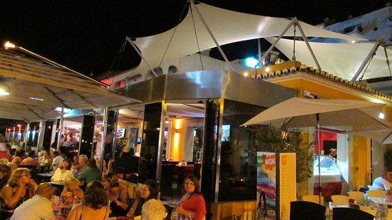JAN Restaurante: JAN Taste Terrace out