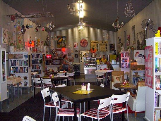 Wallaroo, Australia: the cafe is really amazing