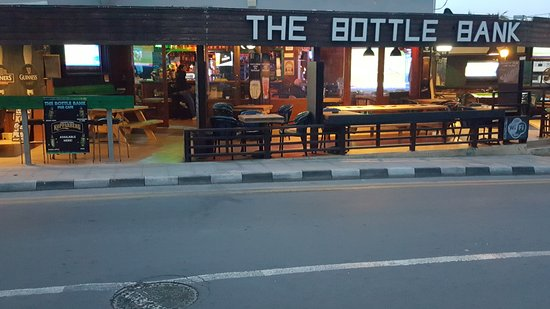 The Bottle Bank Bar