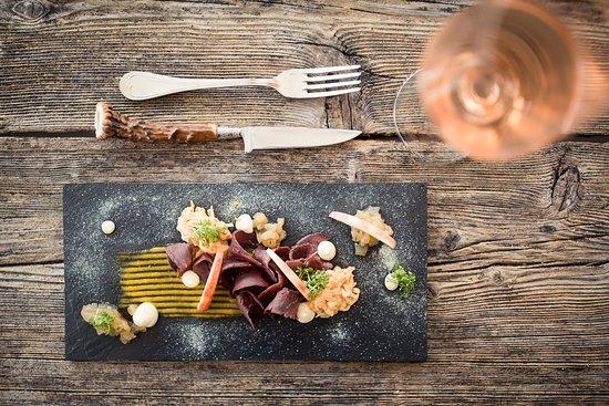 Hotel Regitnig: Restaurant