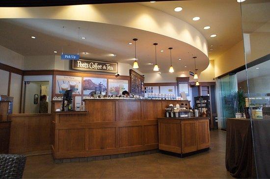 Peet's Coffee & Tea Sheraton Waikiki: ピーツ コーヒー & ティー シェラトンワイキキ店