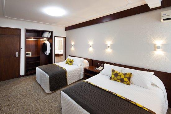 Hotel Cortez: Habitación Doble