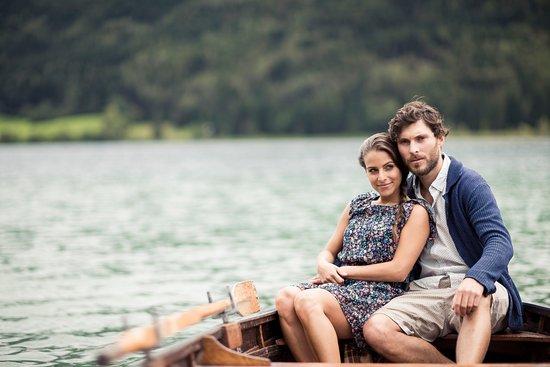 Hotel Regitnig: Kostenlose Ruderboote