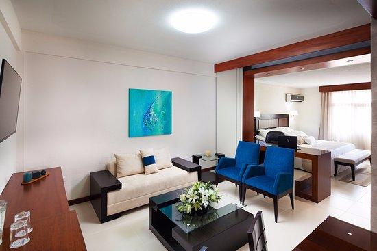 Hotel Cortez: Suite Superior
