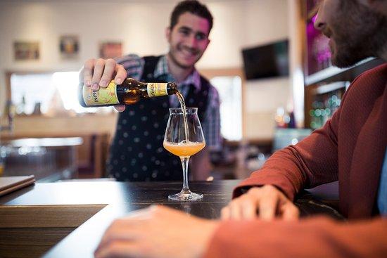 Hotel Regitnig: Bar mit Seeblick