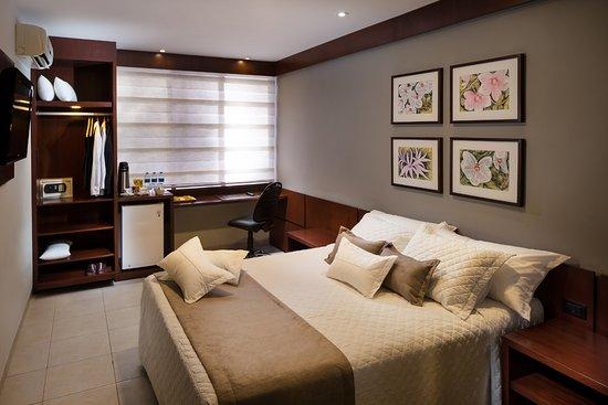 Hotel Cortez: Habitación Simple o Ejecutiva