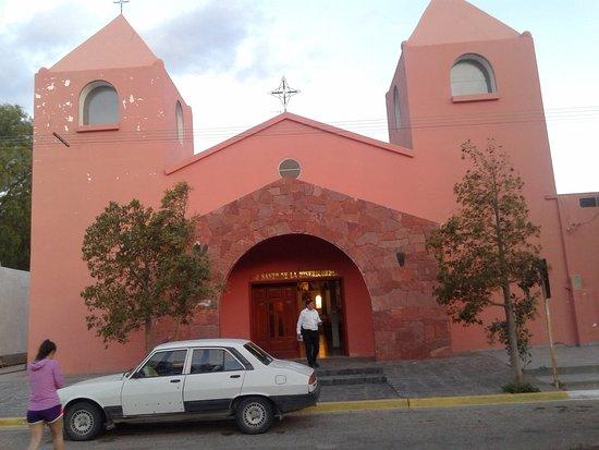 Fiambala, Argentina: Parroquia Nuestra Señora de Fàtima- Fiambalà- Catamarca 2016.