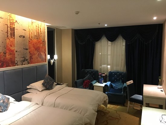 Bainian Shangting Boutique Hotel