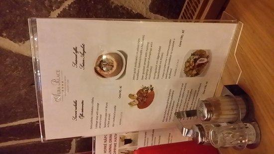 Restaurace U Krizovniku: u Krizouniku