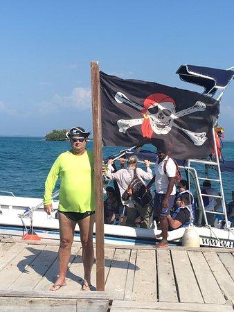 Isla del Pirata: CHEGAMOS