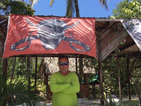 Isla del Pirata: PASSEANDO