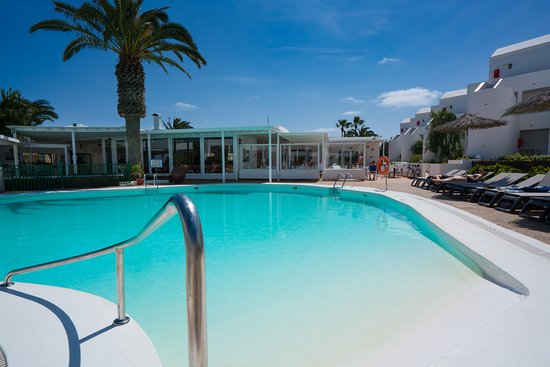 Hotel Club Siroco Adults Only: Piscina climatizada - heated pool -Hotel Club Siroco & Serenity - Solo Adultos