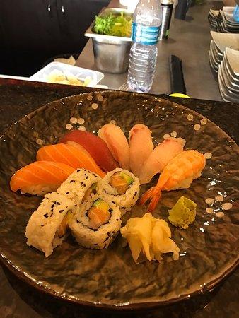 Sakura: buono cibo ! Migliore di zona ! Cameriere molto gentile