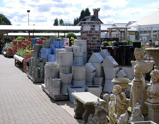 Webbs of Wychbold: Traditional to contempory pots, containers and garden decor from the best garden brands