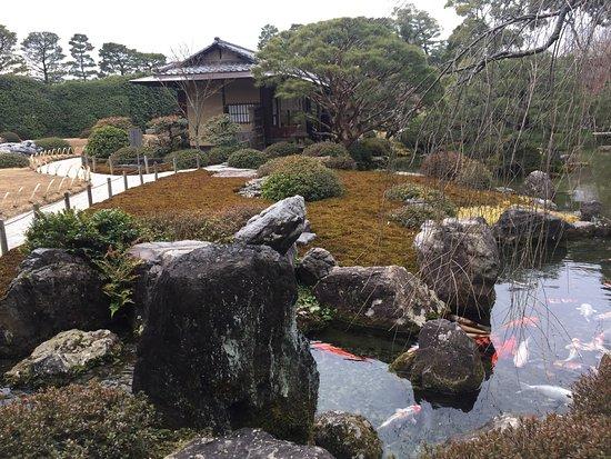 Jonangu Shrine: 城南宮
