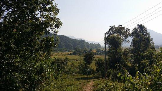 GN Reiki Meditation Center: A little trek to visit a temple