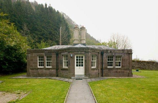 Salterbridge Gate Lodge: Salterbridge Gatelodge Exterior