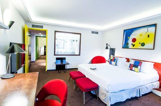 Hotel La Residence du Vieux Port: Suite Famille Vieux Port