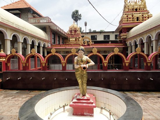 Kateel Shri Durgaparameshwari Temple
