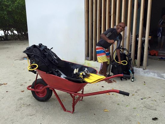 Adventure Diving: Island carriage