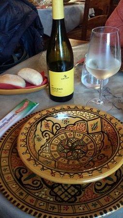 Rosso di Sera: tavolo